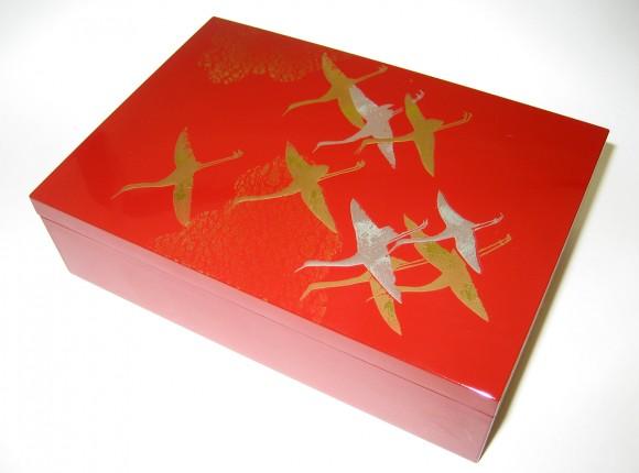 히쇼(비상)  소형(다섯 치=약 15cm) 상자