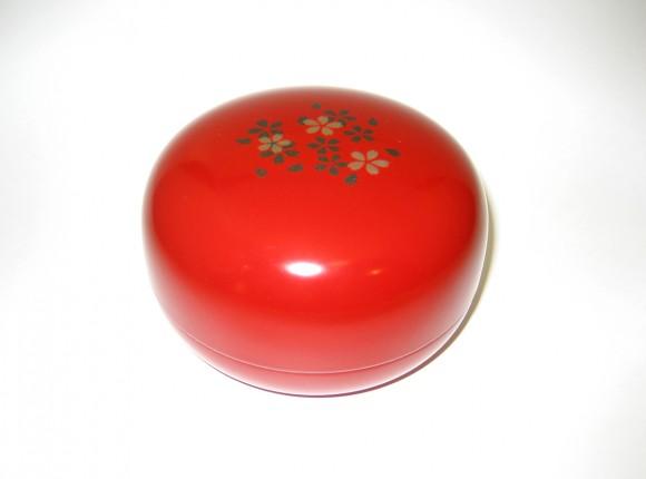 櫻花糖果盒 紅